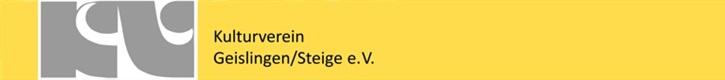 Kulturverein Geislingen/Steige e.V.